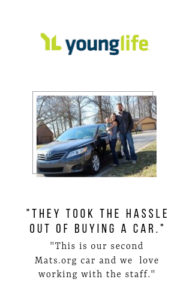 Car buying service at its best.
